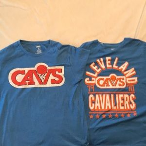 Cleveland Cavaliers Retro Shirt Bundle